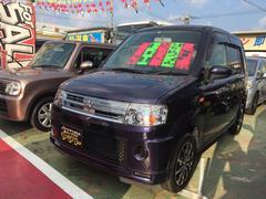 沖縄の中古車 三菱 トッポ 車両価格 54万円 リ済込 平成23年 8.1万K 紺