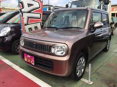 沖縄の中古車 スズキ アルトラパン 車両価格 68万円 リ済込 平成23年 7.0万K ブロンズ