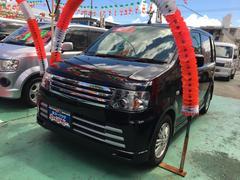 沖縄の中古車 日産 オッティ 車両価格 48万円 リ済込 平成20年 9.1万K ブラック