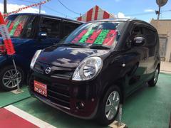 沖縄の中古車 日産 モコ 車両価格 54万円 リ済込 平成20年 7.1万K パープル