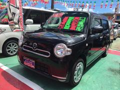 沖縄の中古車 ダイハツ ミラココア 車両価格 74万円 リ済込 平成25年 3.3万K クロ