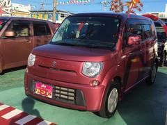 沖縄の中古車 スズキ MRワゴン 車両価格 58万円 リ済込 平成23年 6.4万K カシスピンクパールメタリック