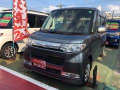 沖縄の中古車 ダイハツ タント 車両価格 64万円 リ済込 平成20年 7.0万K グレー
