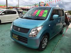 沖縄の中古車 スズキ ワゴンR 車両価格 58万円 リ済込 平成23年 6.3万K Lブルー