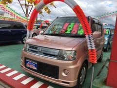 沖縄の中古車 三菱 トッポ 車両価格 38万円 リ済込 平成20年 8.4万K サクラピンクM