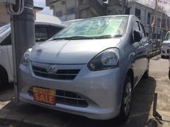 沖縄の中古車 ダイハツ ミライース 車両価格 39万円 リ済込 平成24年 9.2万K シルバー