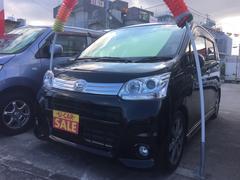 沖縄の中古車 ダイハツ ムーヴ 車両価格 63万円 リ済込 平成24年 6.0万K ブラック
