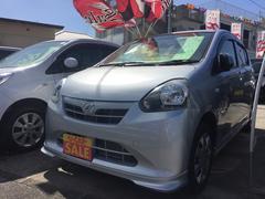 沖縄の中古車 ダイハツ ミライース 車両価格 41万円 リ済込 平成24年 4.4万K シルバー