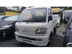 沖縄の中古車 ダイハツ ハイゼットトラック 車両価格 45万円 リ済込 平成15年 9.5万K ホワイト