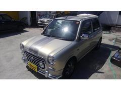 沖縄の中古車 ダイハツ ミラジーノ 車両価格 65万円 リ済込 平成16年 9.0万K ゴールドM