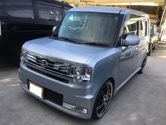 沖縄の中古車 ダイハツ ムーヴコンテ 車両価格 69万円 リ済込 平成24年 7.4万K シルバーM