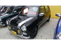 沖縄の中古車 ダイハツ ミラジーノ 車両価格 59万円 リ済込 平成13年 4.2万K DブラックM