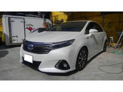 沖縄の中古車 トヨタ SAI 車両価格 198万円 リ済込 平成25年 3.8万K パール