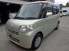 沖縄の中古車 ダイハツ タント 車両価格 36万円 リ済込 平成21年 11.5万K ライトゴールドII