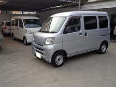 沖縄の中古車 ダイハツ ハイゼットカーゴ 車両価格 27万円 リ済込 平成20年 15.0万K シルバー