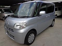 沖縄の中古車 ダイハツ タント 車両価格 33万円 リ済込 平成21年 11.3万K シルバー