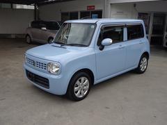 沖縄の中古車 スズキ アルトラパン 車両価格 45万円 リ済込 平成23年 12.4万K ライトブルー