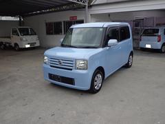沖縄の中古車 ダイハツ ムーヴコンテ 車両価格 37万円 リ済込 平成21年 9.7万K ライトブルー