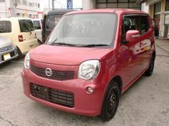 沖縄の中古車 日産 モコ 車両価格 59万円 リ済込 平成23年 4.5万K ピンクM