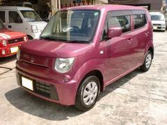 沖縄の中古車 スズキ MRワゴン 車両価格 58万円 リ済込 平成23年 7.2万K ピンクM