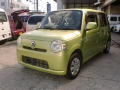 沖縄の中古車 ダイハツ ミラココア 車両価格 39万円 リ済込 平成22年 10.4万K LグリーンM