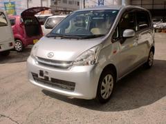 沖縄の中古車 ダイハツ ムーヴ 車両価格 25万円 リ済込 平成24年 14.4万K シルバーM