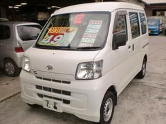 沖縄の中古車 ダイハツ ハイゼットカーゴ 車両価格 39万円 リ済込 平成23年 9.1万K ホワイト