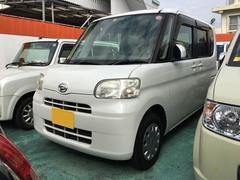 沖縄の中古車 ダイハツ タント 車両価格 65万円 リ済込 平成20年 9.1万K パール