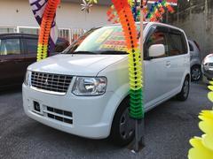 沖縄の中古車 三菱 eKワゴン 車両価格 52万円 リ済込 平成24年 7.4万K ホワイト
