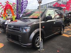 沖縄の中古車 日産 オッティ 車両価格 49万円 リ済込 平成21年 9.9万K グレー