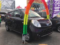 沖縄の中古車 日産 モコ 車両価格 43万円 リ済込 平成21年 12.6万K ダークパープル