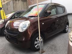 沖縄の中古車 スズキ MRワゴン 車両価格 24万円 リ済込 平成18年 13.7万K ブラウン