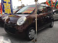 沖縄の中古車 スズキ MRワゴン 車両価格 45万円 リ済込 平成22年 12.4万K ブラウン