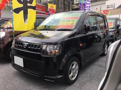 沖縄の中古車 日産 オッティ 車両価格 39万円 リ済込 平成19年 10.1万K ブラック