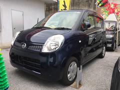 沖縄の中古車 日産 モコ 車両価格 45万円 リ済込 平成20年 5.0万K ダークブルー