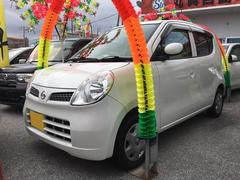 沖縄の中古車 日産 モコ 車両価格 39万円 リ済込 平成21年 9.2万K パール
