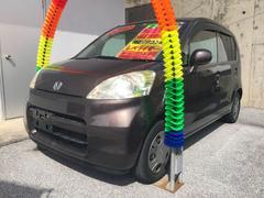 沖縄の中古車 ホンダ ライフ 車両価格 35万円 リ済込 平成20年 11.4万K ライトグレーM