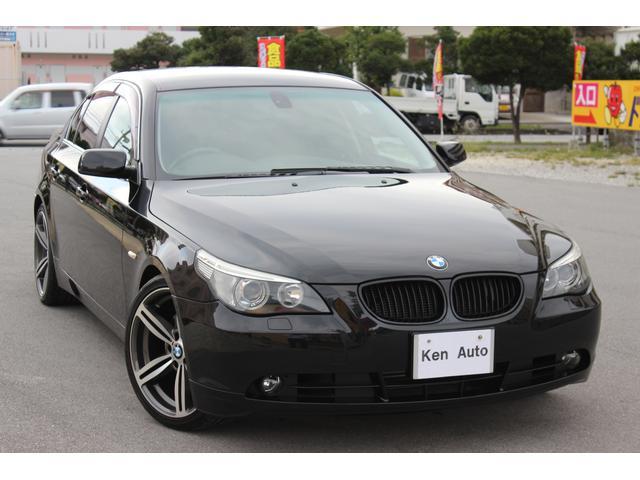 BMW 5シリーズ 525iハイラインパッケージディーラー車ETC...