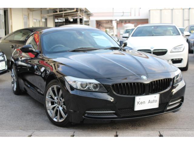 BMW Z4 sDrive23i ディーラー車 純正HDDナビ (...