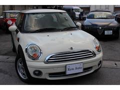 沖縄の中古車 MINI MINI 車両価格 69万円 リ済込 2007年 7.5万K ホワイト