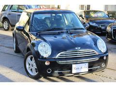 沖縄の中古車 MINI MINI 車両価格 45万円 リ済込 2005年 7.3万K ブラック