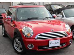 沖縄の中古車 MINI MINI 車両価格 82万円 リ済込 2007年 5.4万K レッド
