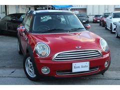 沖縄の中古車 MINI MINI 車両価格 85万円 リ済込 2010年 8.8万K レッド