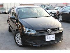 沖縄の中古車 フォルクスワーゲン VW ポロ 車両価格 79万円 リ済込 2010年 5.0万K ブラック