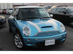 沖縄の中古車 MINI MINI 車両価格 59万円 リ済込 2003年 8.9万K ブルー