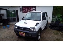 沖縄の中古車 スズキ ジムニー 車両価格 35万円 リ済込 平成22年 23.0万K ホワイト