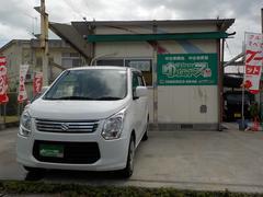 沖縄の中古車 スズキ ワゴンR 車両価格 43万円 リ済込 平成25年 10.2万K ホワイト