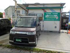 沖縄の中古車 ダイハツ タント 車両価格 31万円 リ済込 平成18年 11.0万K ワイン