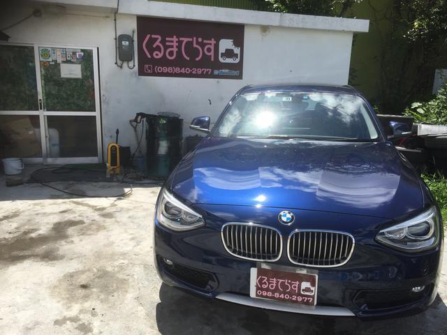 BMW 1シリーズ 116i スタイル HDDナビ パーキングサポ...