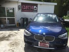 沖縄の中古車 BMW BMW 車両価格 105万円 リ済込 2011年 9.6万K ブルーM